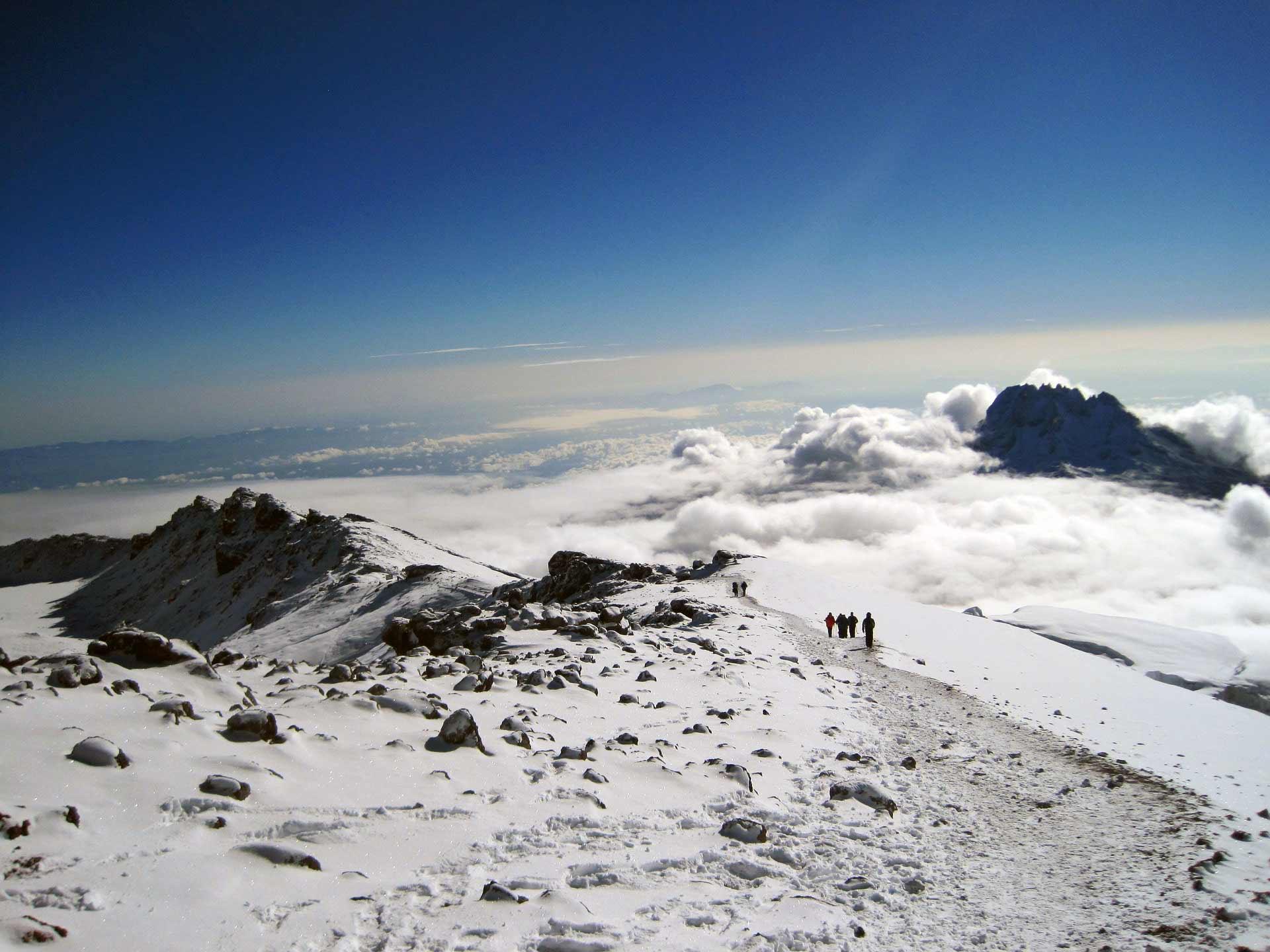 Tanzania Safari Treks Kilimajaro