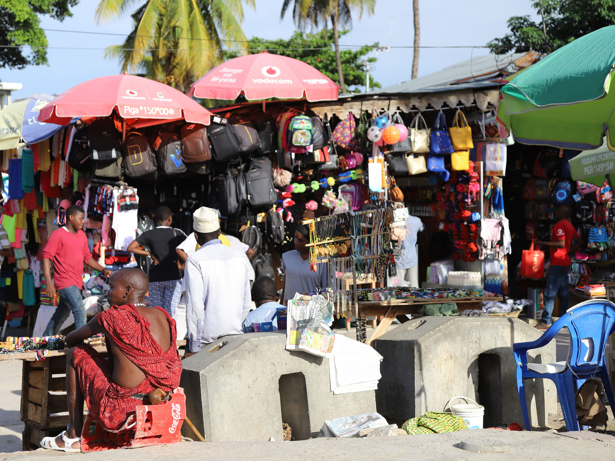 Stone-town---busy-streets